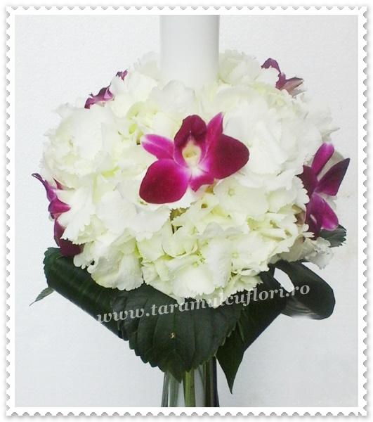 Lumanari de nunta-hortensie-orhidee.2449